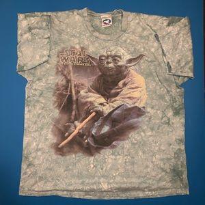 Vintage Star Wars tie dye 1997!